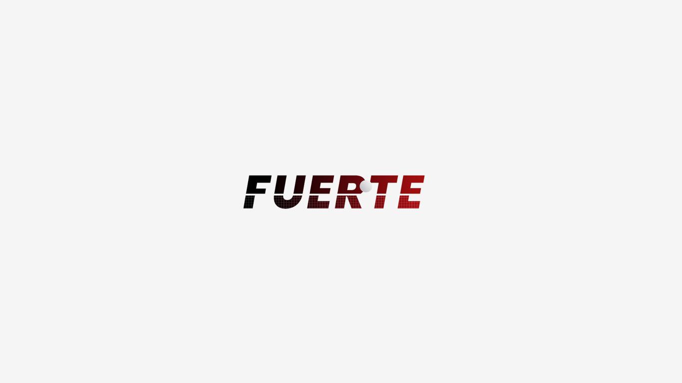 Логотип Fuerte